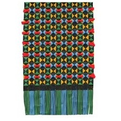 Paper Kente Weaving