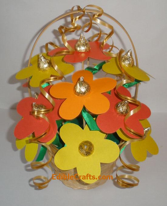 Image of Kiss Flower Bouquet