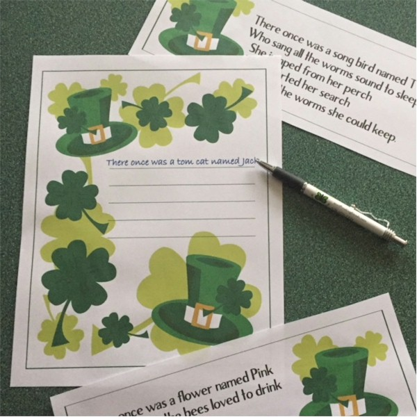 Kindergarten Art Projects For St Patrick 39