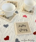 Image of DIY Tile Coasters