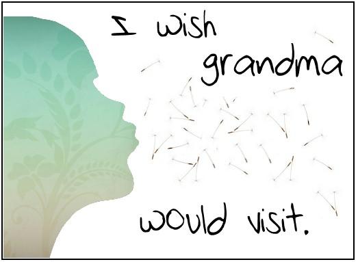 Easy Dandelion Wishing Craft
