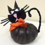 Image of Along Came A Spider Pumpkin