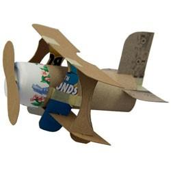 Mini Bi-Plane