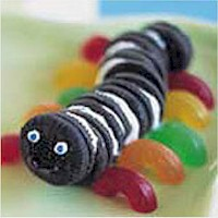 Mini Oreo Inchworm