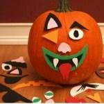 Image of Artificial Pumpkin Centerpiece