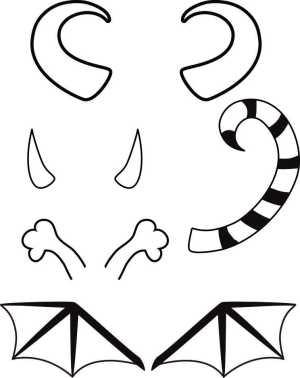 Image of Monster Printables