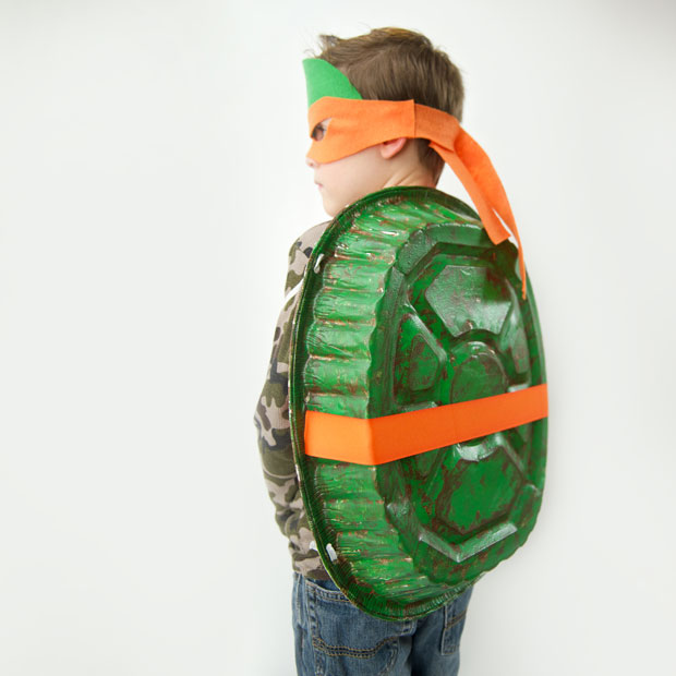 Mutant Ninja Turtle Costume