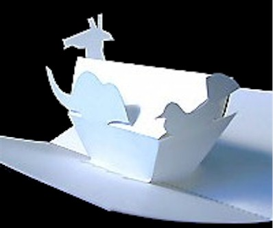 Image of Pop Up Noahs Ark