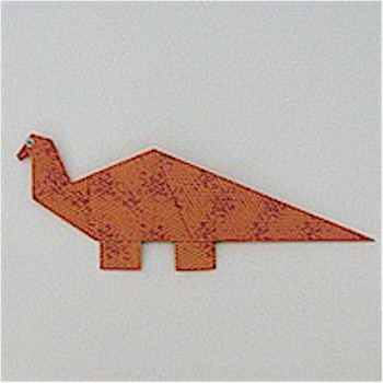 Image of Origami Dinosaur