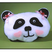Panda Pajama Pillow