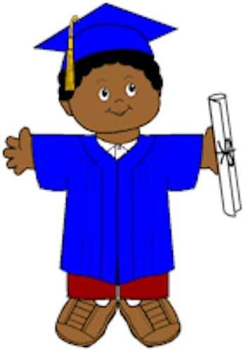 Image of Playtime Graduate Paper Doll