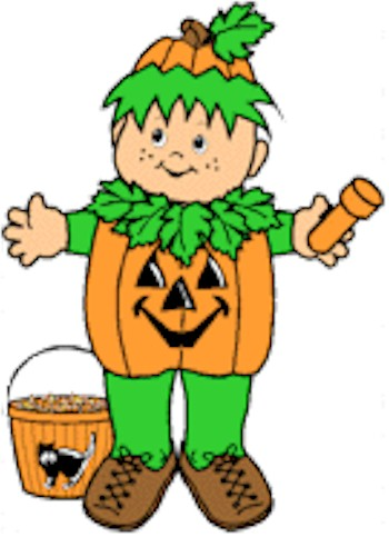 Image of Playtime Halloween Paper Dolls