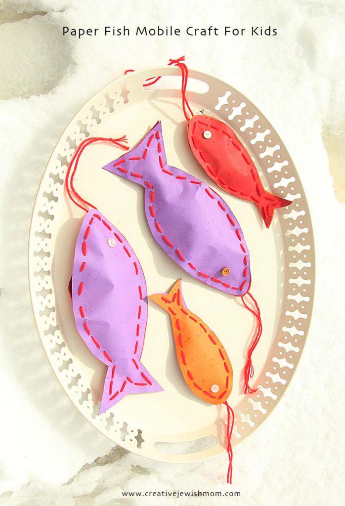 Paper Fish Mobile