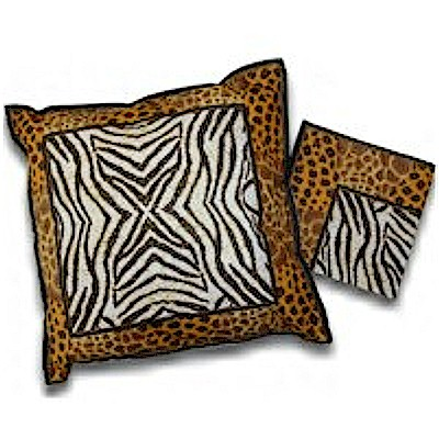 Image of Thrifty Paper Napkin Pillows