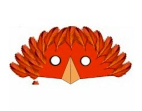 sc 1 st  FreeKidsCrafts & Paper Plate Bird Mask