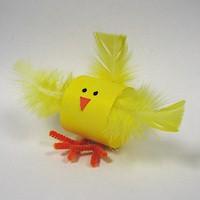 Paper Loop Chick