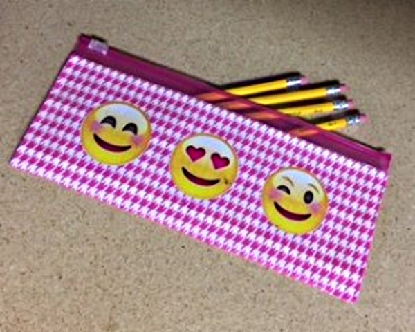 Image of DIY Emoji Pencil Case