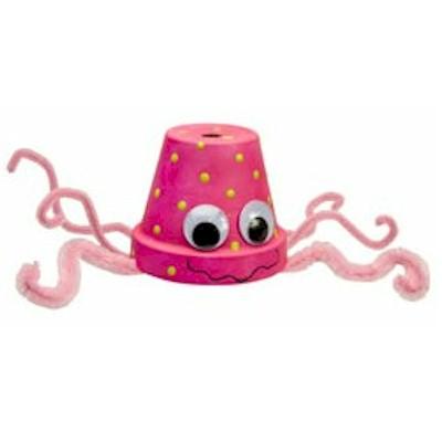 clay pot squid