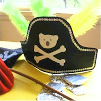Image of Pirate Hat