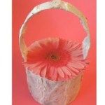 Image of Oatmeal Clay Wreath