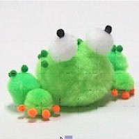 Image of Pom Pom Frog