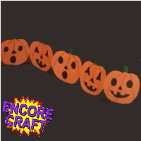 Image of Pumpkin Garland