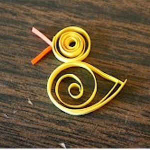Image of Quilled Duck