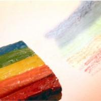 Rainbow Crayon