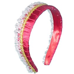 Image of Recycled Lace Headband