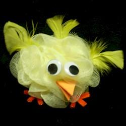 Scruffy Easter Chick