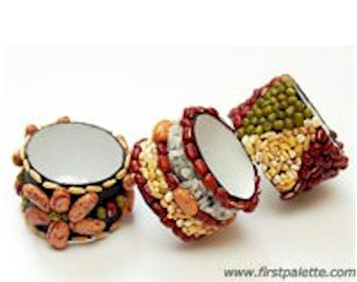 Image of Seed Napkin Rings