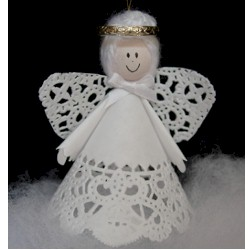 Simple Doily Angel