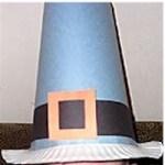 Image of Pilgrim Hat Snack Bowl
