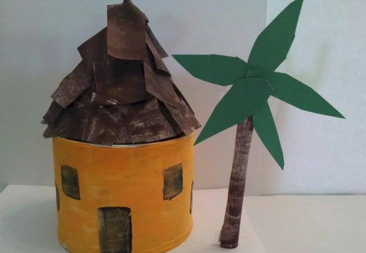 Tin Can Tropical Hut