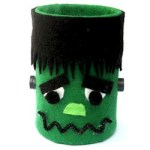 Image of Frankenstein Candy Bowl