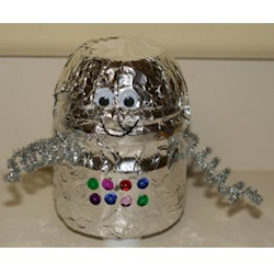 Easy Recycled Robot