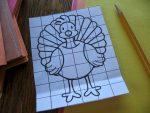Image of Paper Loop Turkey