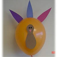 Balloon Turkey