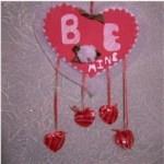 Image of Bottle Cap Valentine Pins