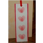Image of Valentine Bookmark