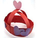 Image of Printable Valentine Candy Crown