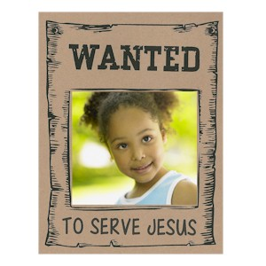 Image of VBS Wanted Poster