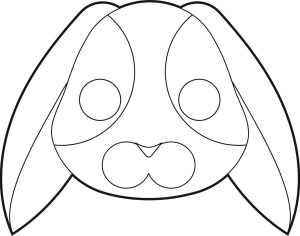 Image of Easy Forest Animals (Masks)