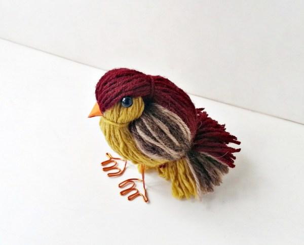 Yarn Bird