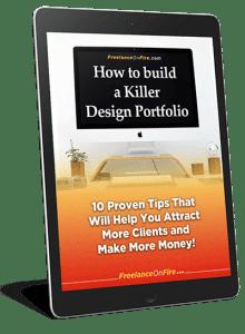 10 portfolio tips ipad