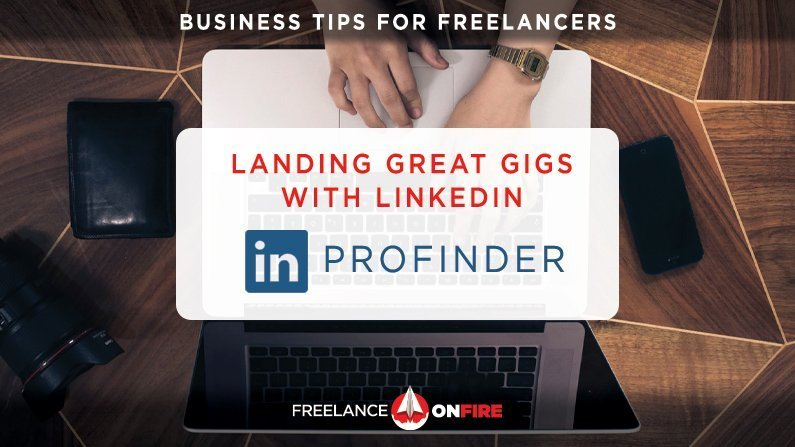How to win a freelance gig with LinkedIn ProFinder