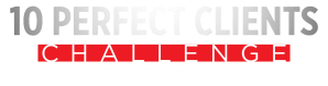 10 perfect clients logo