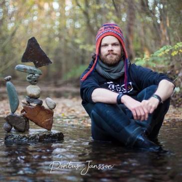 Pontus Jansson Shares Inner Peace Through His Work