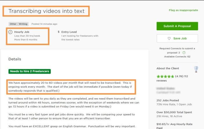Transcribing-video-into-text-long-term-contract