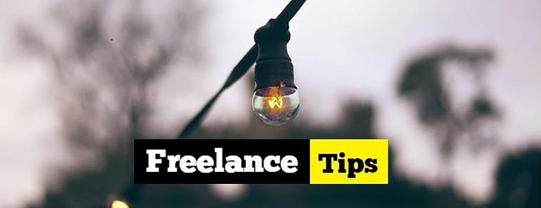 tips for new freelancer